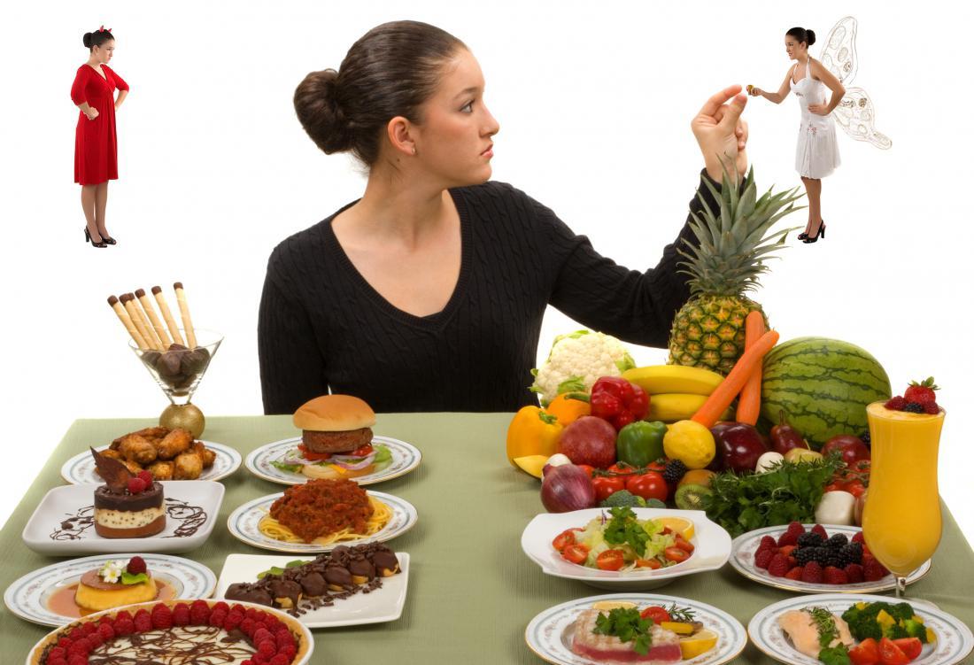 Диета с рациональным питанием
