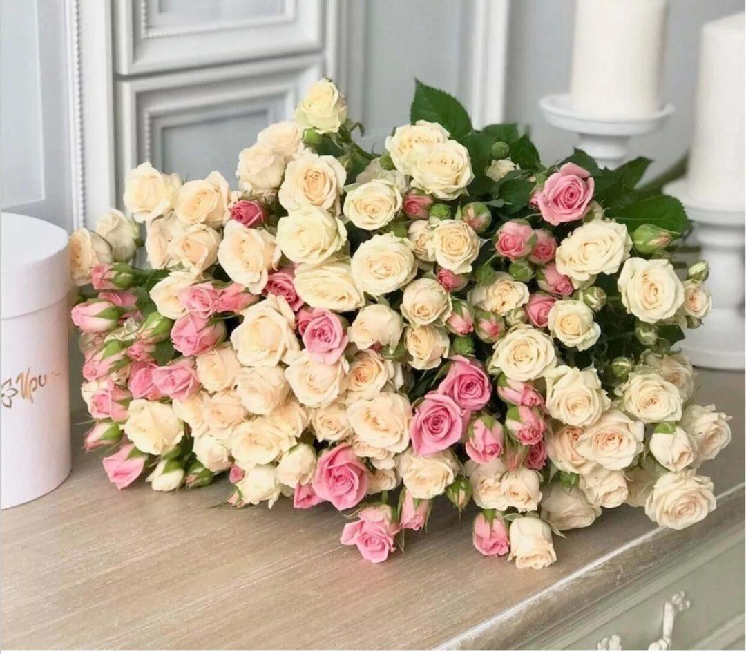 Цветы мелкие розы картинки