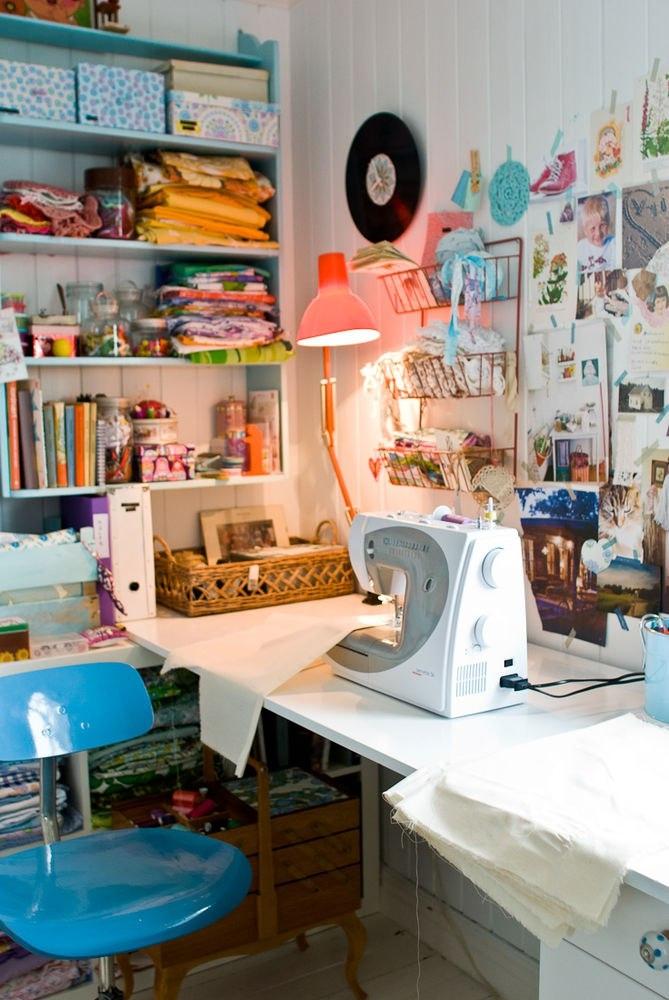 домашняя мастерская швеи фото часто входит общую