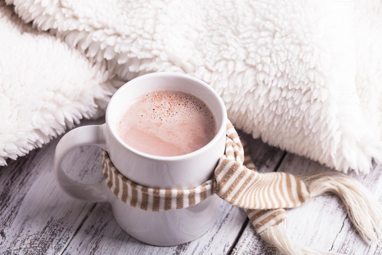 Картинки утро снег кофе