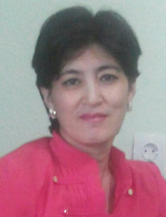 Наима Курбанова