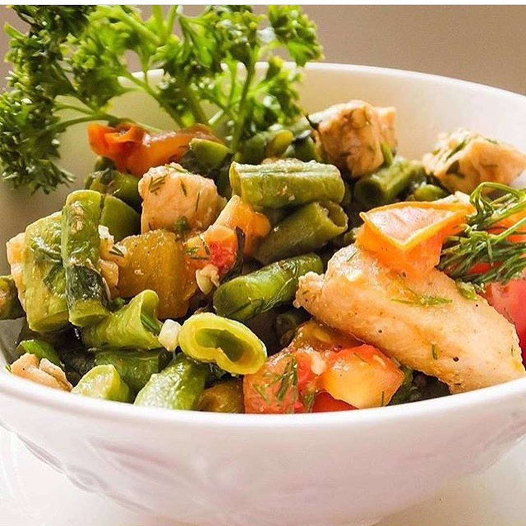 Салат Для Похудения Из Картошки. Диета на картошке: как похудеть от 2 до 10 килограммов на любимом продукте