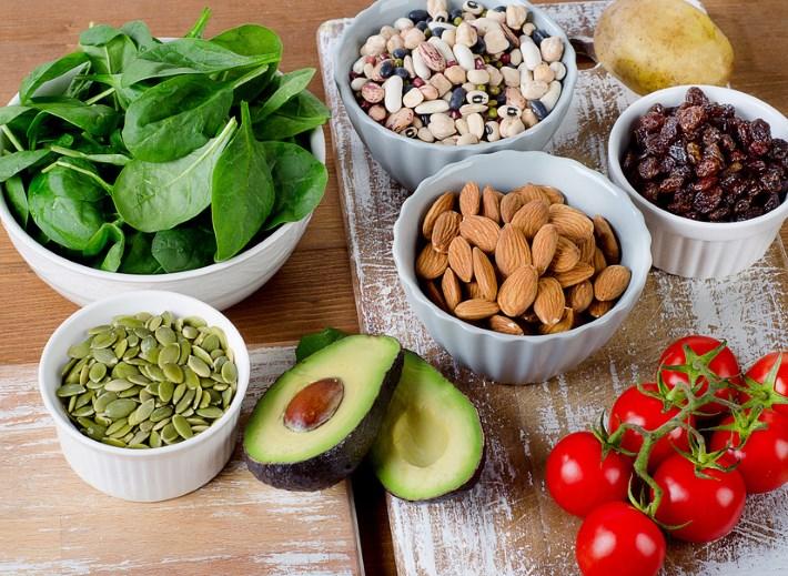 Растительный белок диета