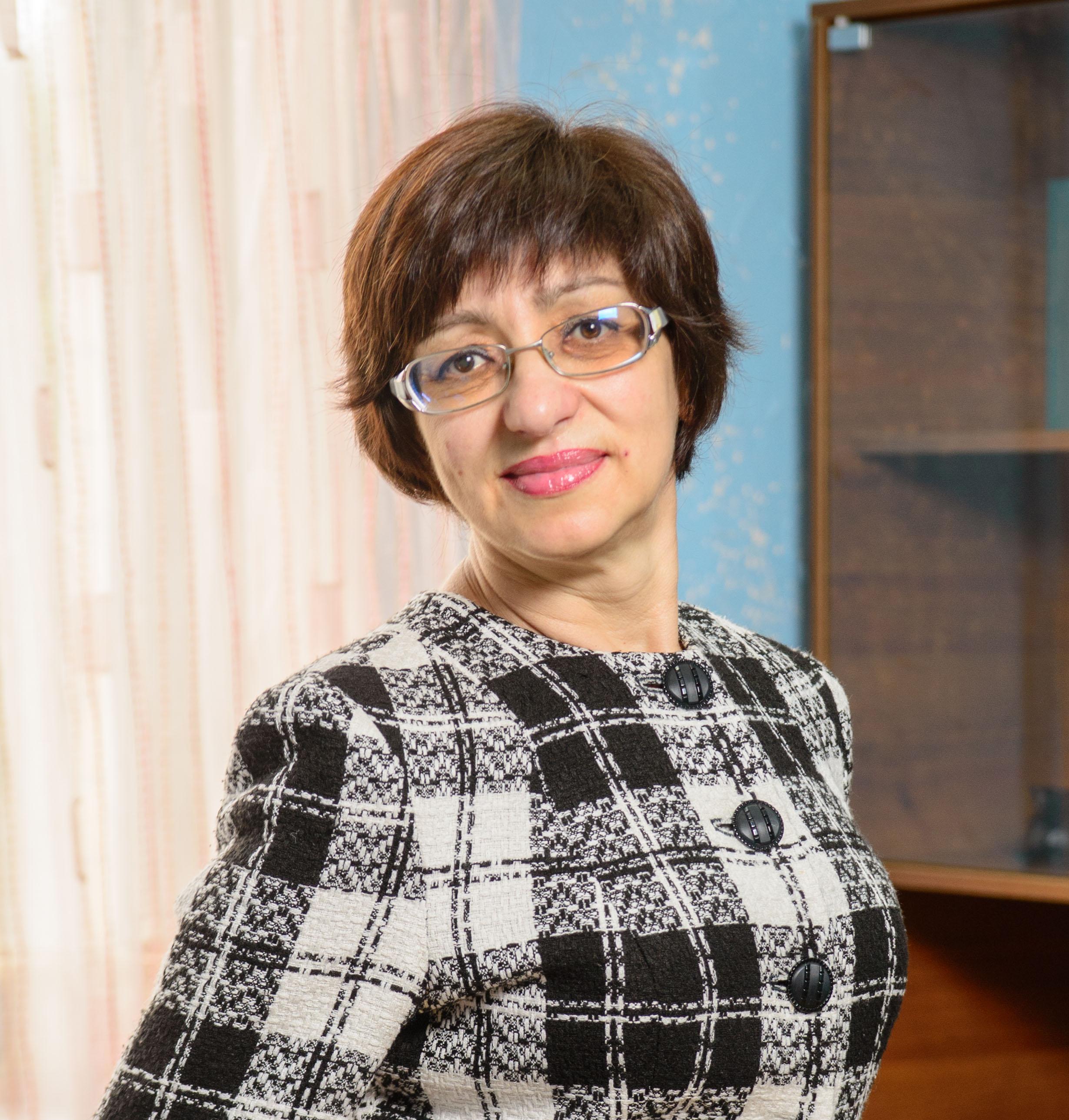 Лариса Горишняк