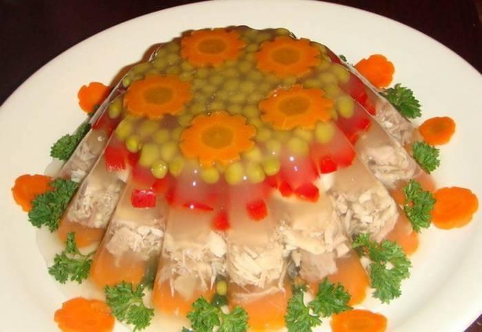 захарово скромное заливное картинки рецепт с фото мягкий эластичный