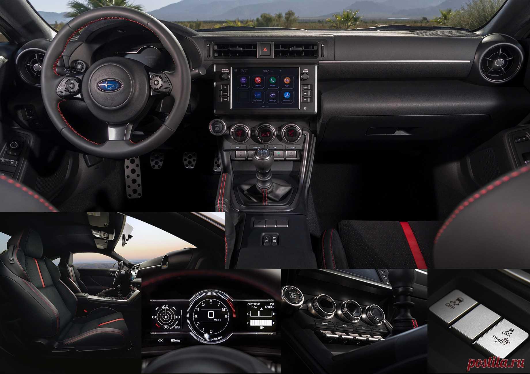 Новое купе Subaru BRZ вышло мощнее ижёстче прежнего — DRIVE2