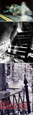Привидения на фотографиях