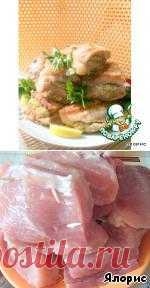 Немецкая кухня: Фаршированная свинина