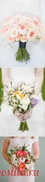 Вопросы и ответы: как выбрать букет невесты? - WeddyWood