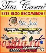 Tita Carré - Agulha e tricot by Tita Carré: Vereda Plana