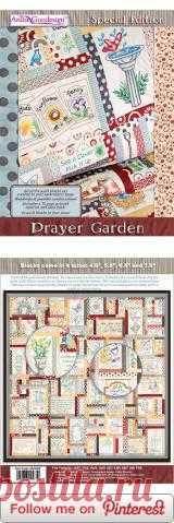 Anita Goodesign | Prayer Garden - Anita Goodesign