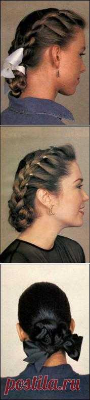 10 способов заплести косу
