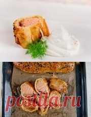El salmón con hortalizas en el test resulta jugoso, tierno y perfumado