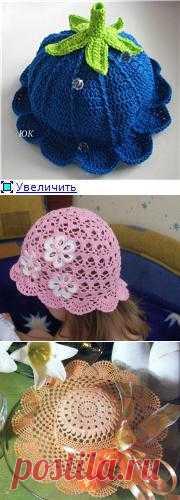 Шляпки , шапки для детей | Записи в рубрике Шляпки , шапки для детей | Дневник ВалентинаСк : Блоги на КП-Украина