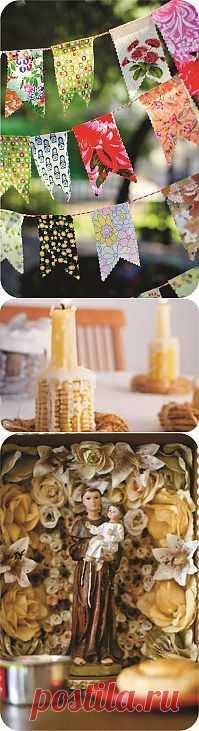 Ideias para decoração de festa junina » BananaCraft