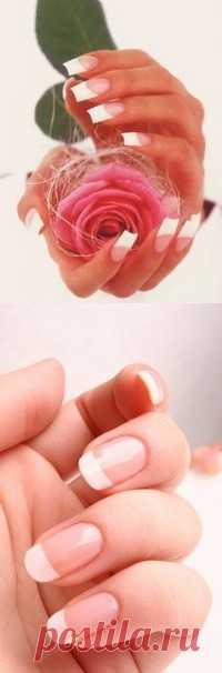 Ухаживаем за ногтями самостоятельно
