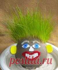 Травянчик своими руками | NosKurnos.ru