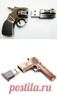 UBS-пистолет -- $12 USD