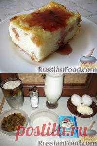 Английская кухня: Рисовый пудинг