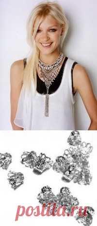 to myself I create costume jewelry