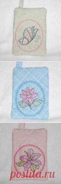 In The Hoop Quilted Purses Two