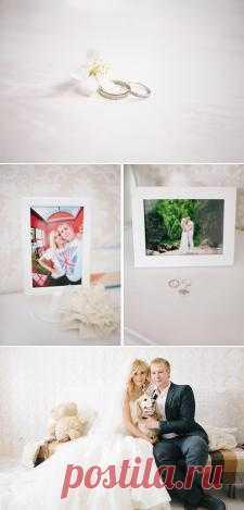 Светлый праздник: венчание Марины и Миши - WeddyWood