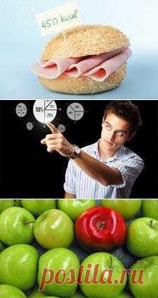 Как считать калории: правда о таблицах калорийности и состава пищи