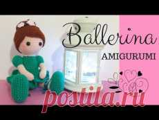 Molly Doll crochet pattern - Amigurumi Today | 173x230