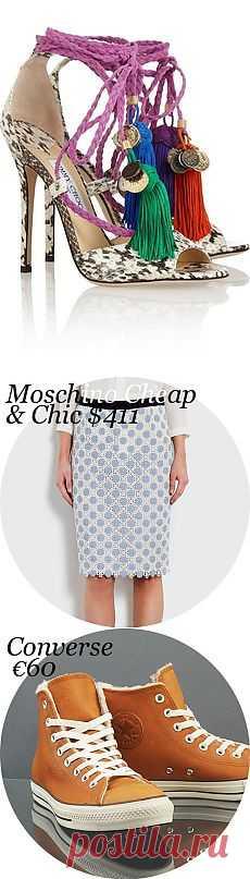 Мода с доставкой на дом ( трафик) / Пароли и явки / Модный сайт о стильной переделке одежды и интерьера