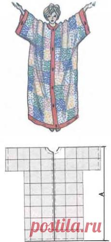 Выкройка простого сарафана на резинке фото 893