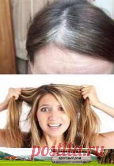 Лечение волос народными средствами   ЗДОРОВЫЙ ДОМ