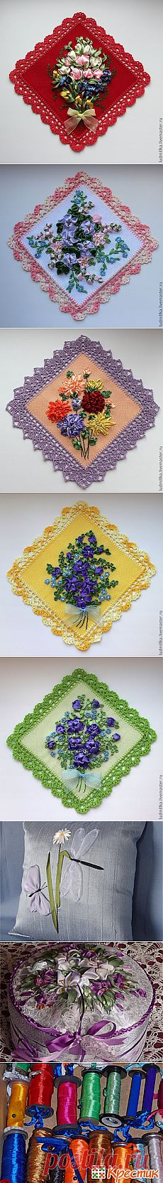 Embroidery | Care of the house. Photos and councils on Postila