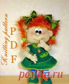Molly Doll crochet pattern - Amigurumi Today | 280x230