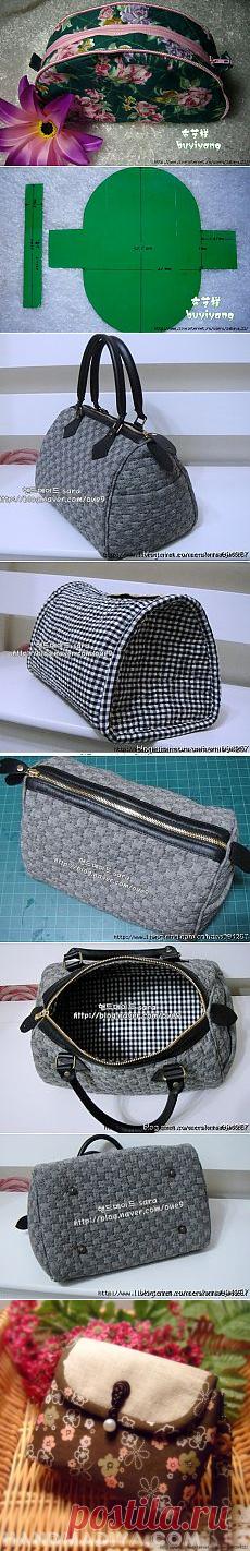 Search on Postila: we sew a bag