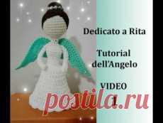 Angelo di Natale schema di uncinetto amigurumi in italiano : Angelo di  Natale schema di uncinetto amigurumi in it… | Crochet xmas, Amigurumi  pattern, Crochet dolls | 173x230