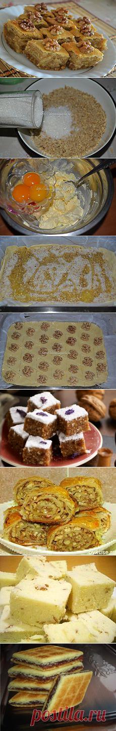 Поиск на Постиле: восточные сладости
