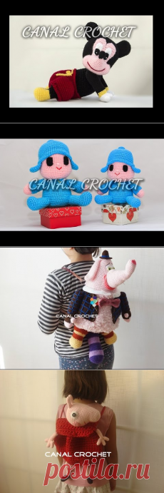 Little pig amigurumi free pattern – EN – Free Amigurumi   691x230