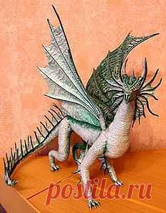 Делаем дракона