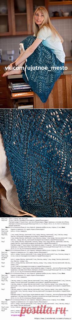 Юбка энтерлаком Luminarie Skirt by Annie Modesitt