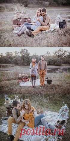 Холодное очарование: love-story Ольги и Виктора - WeddyWood