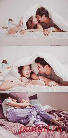 Завтрак в постель: Love-story Анастасии и Антона - WeddyWood