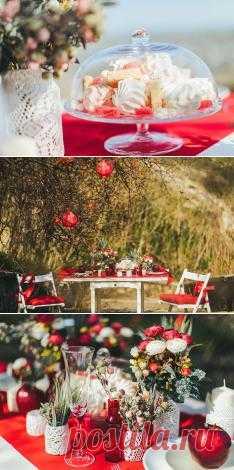 Цвет любви: свадьба Виктории и Романа - WeddyWood