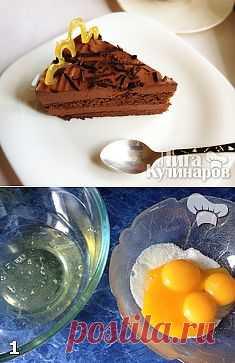 Торт Шоколадное суфле рецепт пошаговый от Лиги Кулинаров. Рецепт торта Шоколадное суфле, рецепты Лиги Кулинаров.