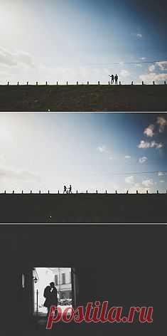 Солнечные блики: Love-story Антона и Жени - WeddyWood