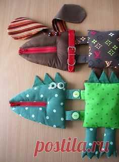 Такса – для малышки Даши, а крокодил вместе с нами сегодня поедет в гости к Мише :) Всё как обычно, никаких нововведений.             Подроб...