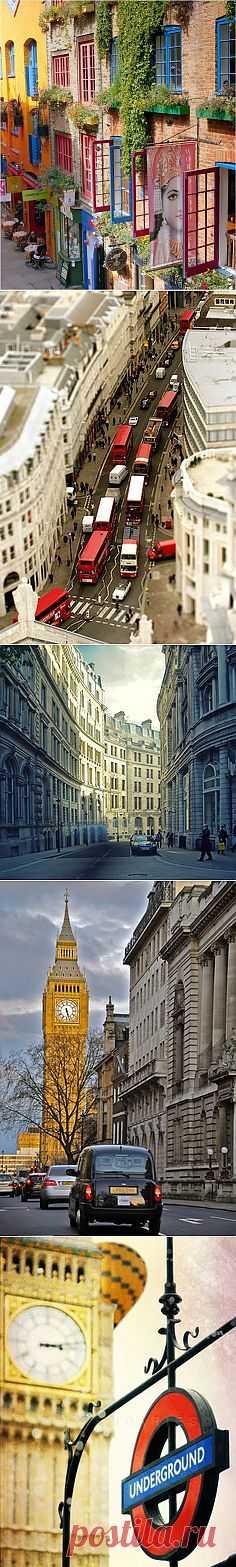 Такой разный Лондон