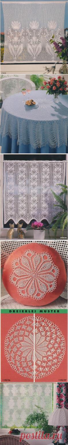 «Kunstricken - Lace»
