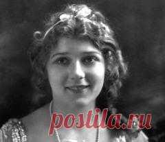 Сегодня 08 апреля в 1892 году родился(ась) Мэри Пикфорд