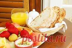 Как испечь горячий ароматный хлеб к завтраку? Легко! » Женский информационный портал