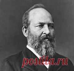 Сегодня 19 ноября в 1831 году родился(ась) Джеймс Абрам Гарфилд-США